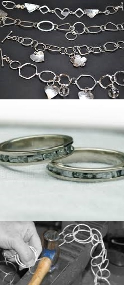 silver jewellery images compilation