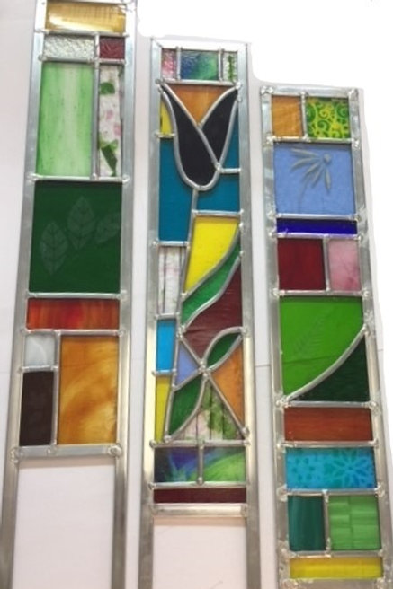 STAINED GLASS WEEKEND WORKSHOP FOR BEGINNERS - 25/26 April