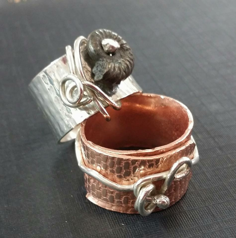 Silver Ring Making Day