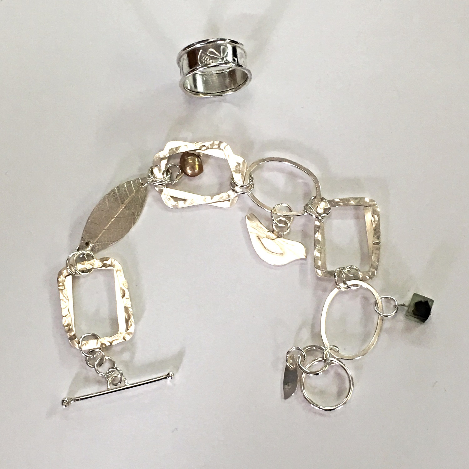 Silver Jewellery Making course