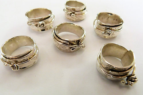 ONE DAY TASTER - SILVER JEWELLERY - RING & EARRINGS  in a DAY - SAT 18 APRIL