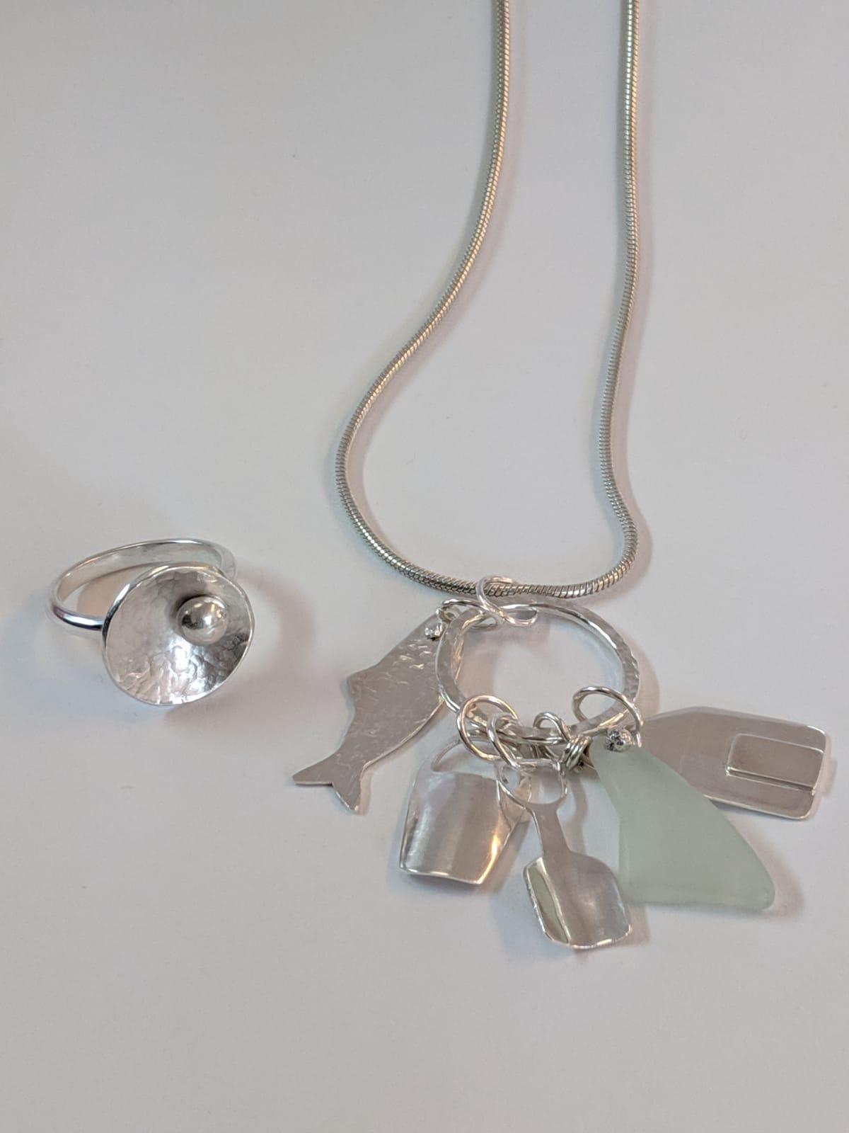 beginners silver jewellery classes
