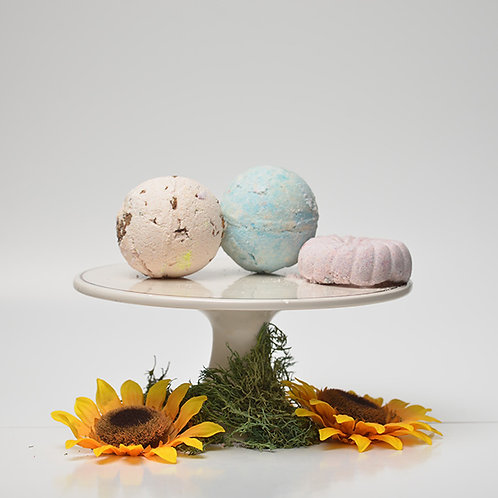 Small Bath Bombs