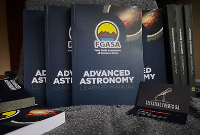 FGASA Advanced Astronomy Traing Manual