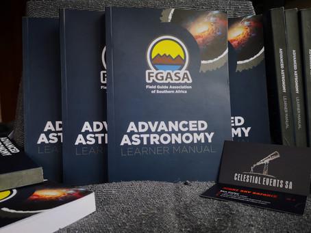 FGASA Advanced Astronomy Qualification