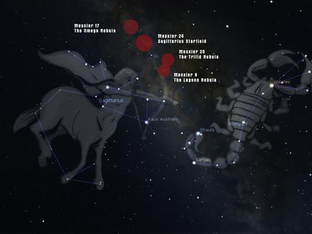 Sagittarius - Constellation of the Month