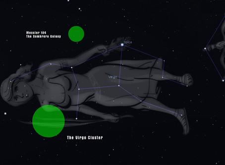 Virgo - Constellation of the Month