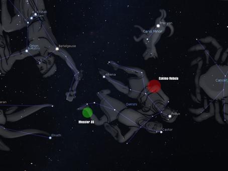 Gemini - Constellation of the Month