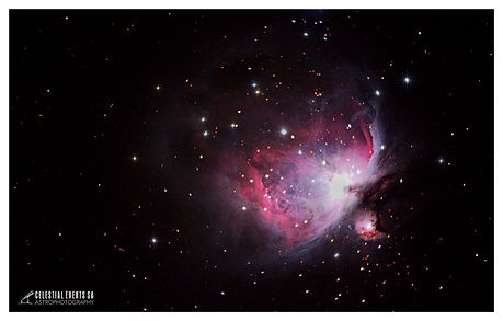 Messier 42 - The Orion Nebula