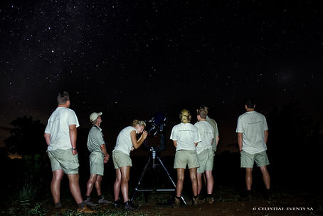 Bushwise Night Sky Safari