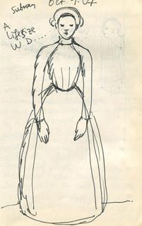 Sketchbook 9 Oct. 2007