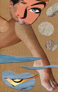 Untitled (Leg) 2011