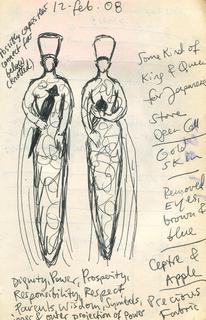 Sketchbook 12 Feb. 2008