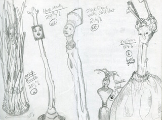 Sketchbook 4 Dec. 2013