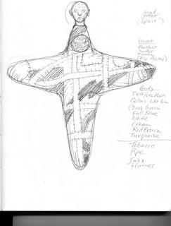 Sketchbook 10 July 2004