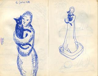 Sketchbook 2 June 2008