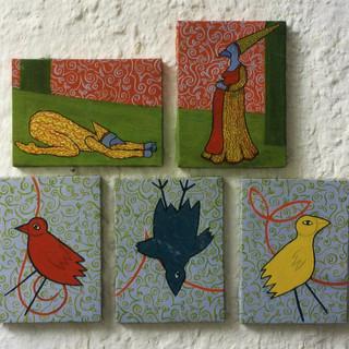 Die Vogelfamilie 1993