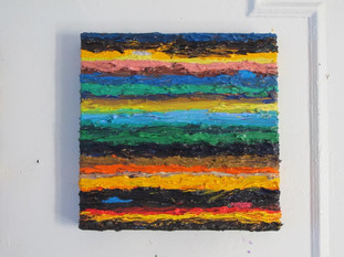 Oil and Glitter 1 2010