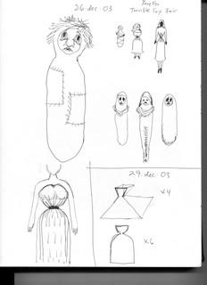 Sketchbook 26 Dec. 2003