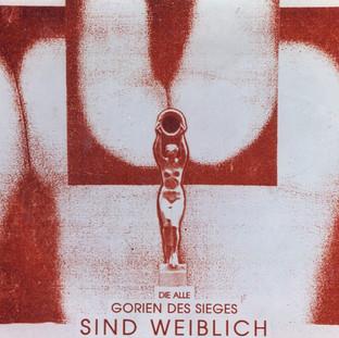 """Beitrag zum """"Internationale Plakate"""" Wettbewerb 1991"""