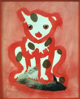 Puppydog with Piero 1998