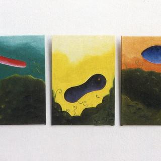 Five Fish Deep Down 1994