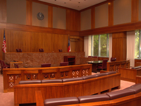 Found Guilty and Sentenced:  Now what?  The Criminal Appeal.