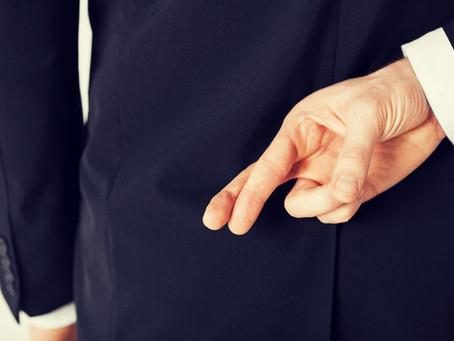 Board investigations involving dishonesty