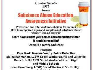 Substance Abuse Education Awareness