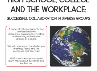 High School, College and the Workplace: Successful Collaboration in Diverse Groups