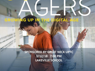 Screenagers - Growing up in the Digital Age