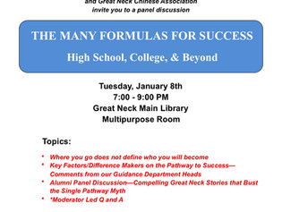 The Many Formulas For Success