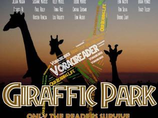 """Giraffic Park"": An Interactive Pre-K through 12 Literacy Event"
