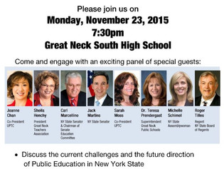 NYS Education Forum