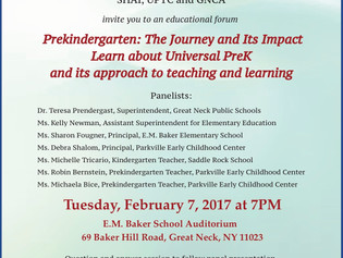 Pre-K: The Journey and Its Impact