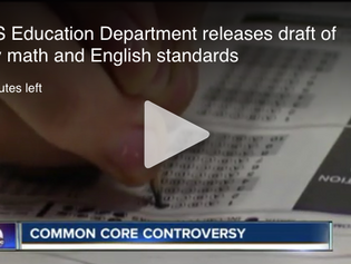 NYS Education Department releases draft of new math and english standards