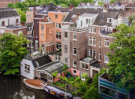 Amstelstaete koopt kleine woningportefeuille in Amsterdam.