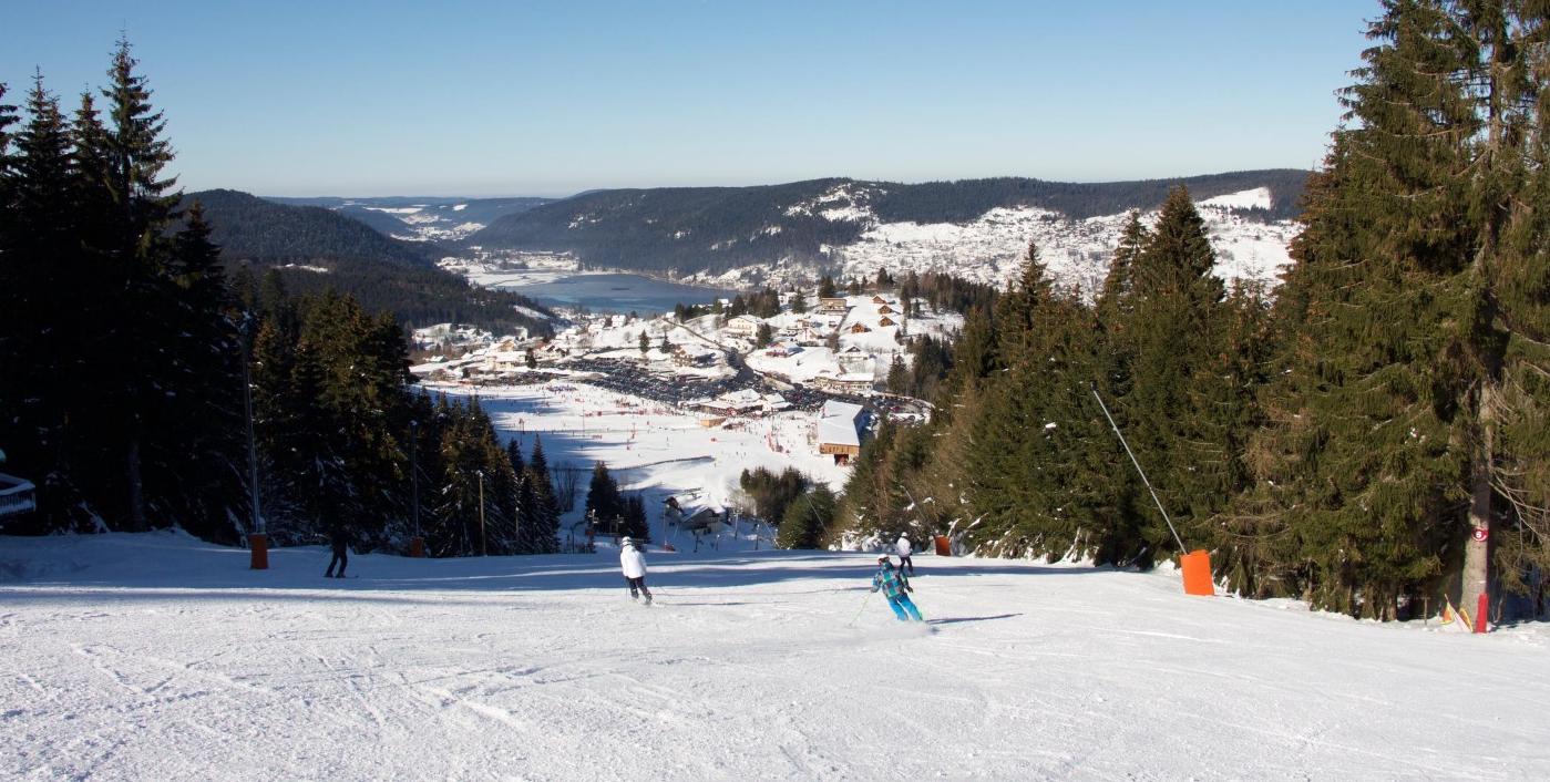 ski à la Mauseleine Gérardmer