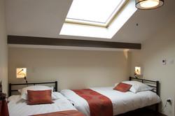 Alise Haut attic room
