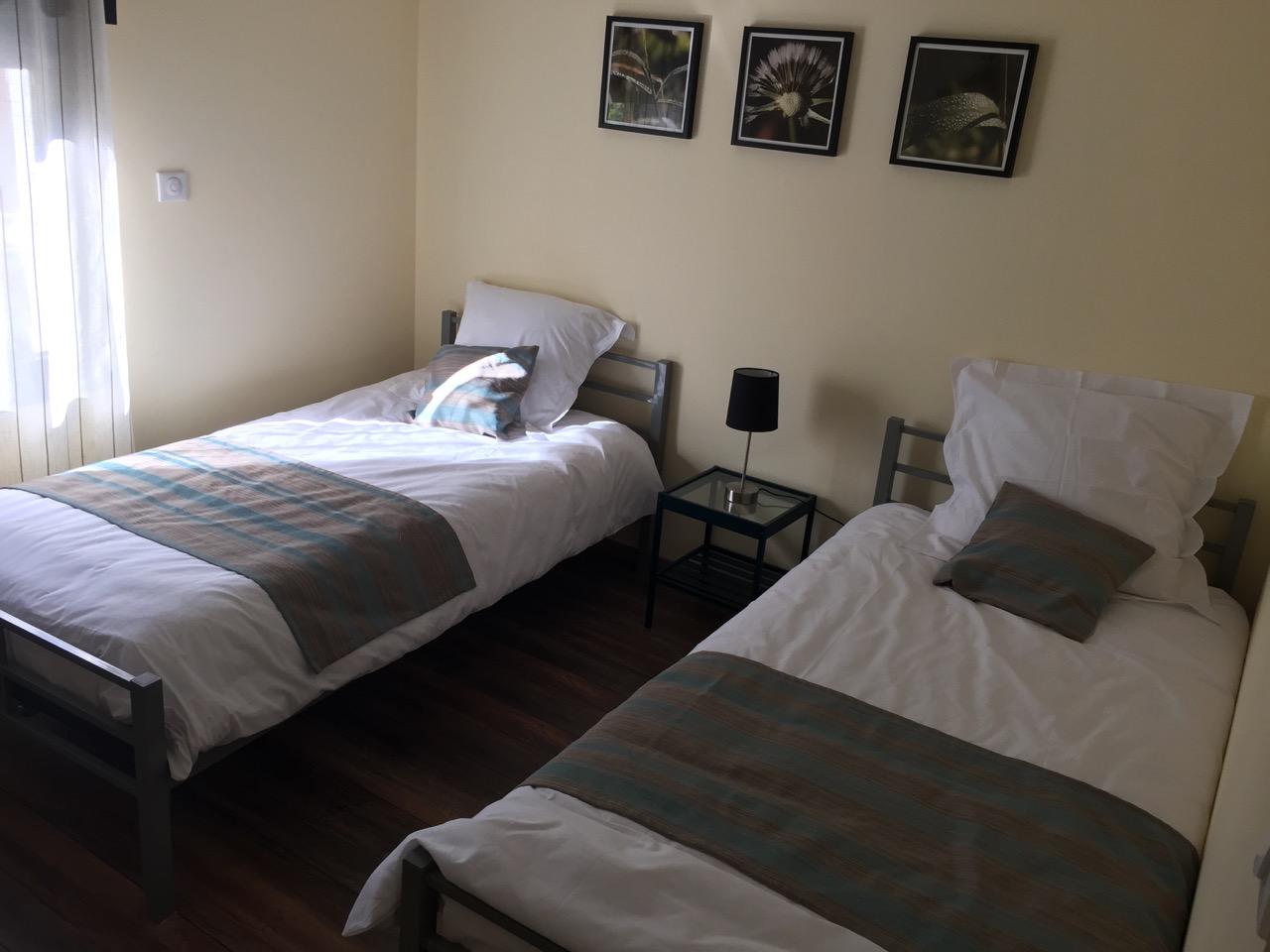 Alise Sud, chambre 2 lits