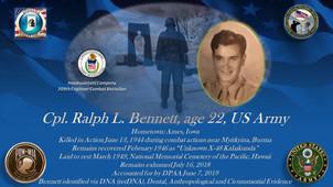 Bennett, Ralph L.