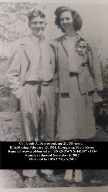 Damewood, Louis A.