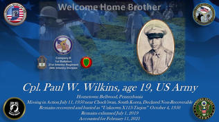 Wilkins, Paul W.