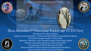 Parker, Isaac