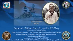 Burk Jr., Millard