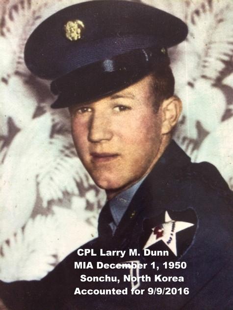 Dunn, Larry M.