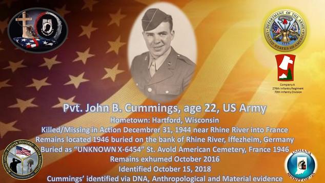 Cummings, James P.