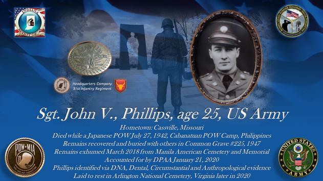 Phillips, John V.