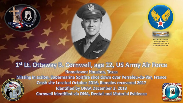 Cornwell, Ottoway B.