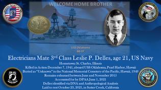 Delles, Leslie P.